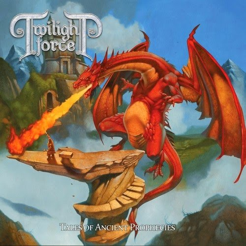 Twilight Force - Tales Of Ancient Prophecies - Cover
