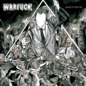 Warfuck - Neantification - CD-Cover