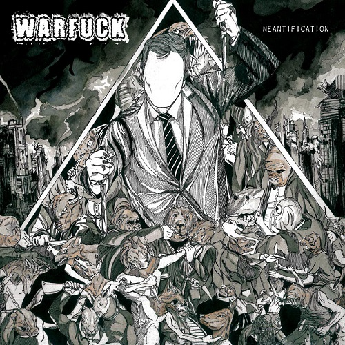 Warfuck - Neantification - Cover