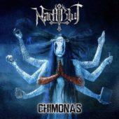 Nachtblut - Chimonas - CD-Cover