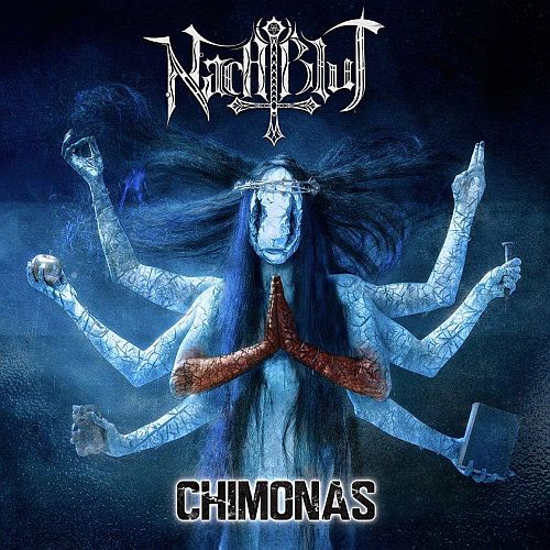 Nachtblut - Chimonas - Cover