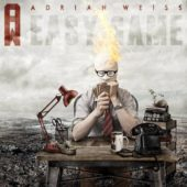 Adrian Weiss - Easy Game - CD-Cover