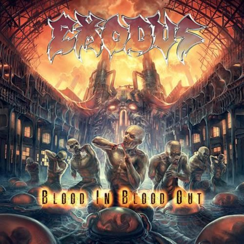 Exodus - Blood In, Blood Out - Cover