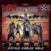 Lordi - Scare Force One - CD-Cover