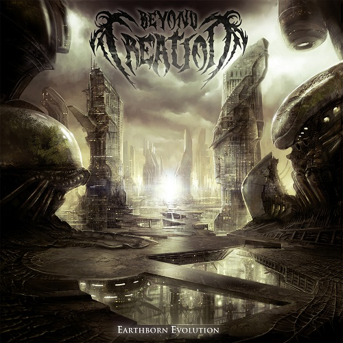 Beyond Creation - Earthborn Evolution - Cover