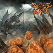 Septycal Gorge - Scourge of the Formless Breed - CD-Cover