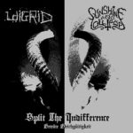 Cover - Wigrid / Sunshine & Lollipops – Split The Indifference / Geteilte Gleichgültigkeit (EP)