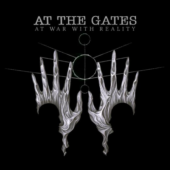 At The Gates - At War With Reality - CD-Cover