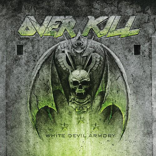 Overkill - White Devil Armory - Cover