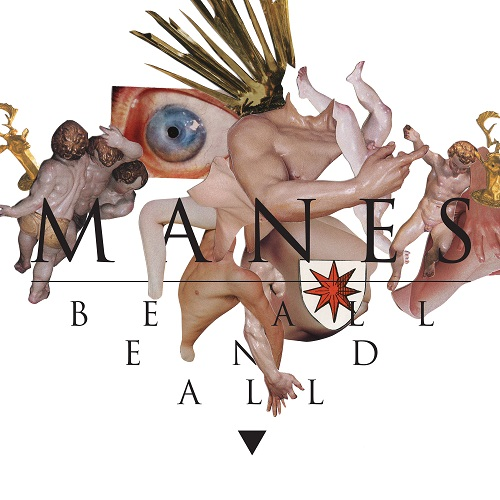 Manes - Be All End All - Cover