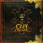 Ozzy Osbourne - Memoirs Of A Madman - CD-Cover