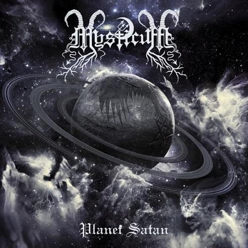 Mysticum - Planet Satan - Cover