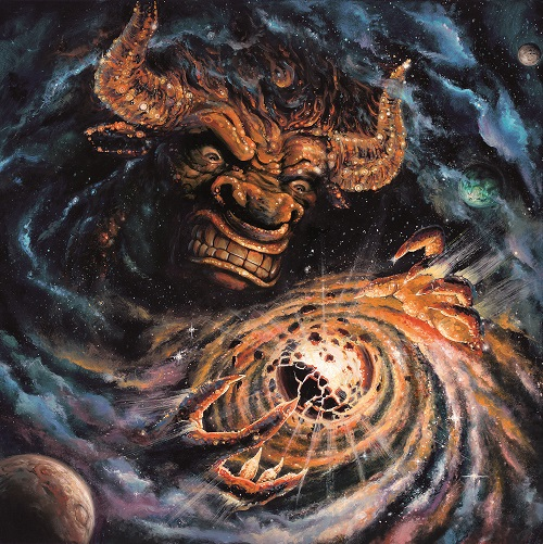 Monster Magnet - Milking The Stars: A Re-Imagining Of Last Patrol - Cover