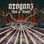 Cover - Arroganz – Tod & Teufel