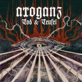 Arroganz - Tod & Teufel - CD-Cover