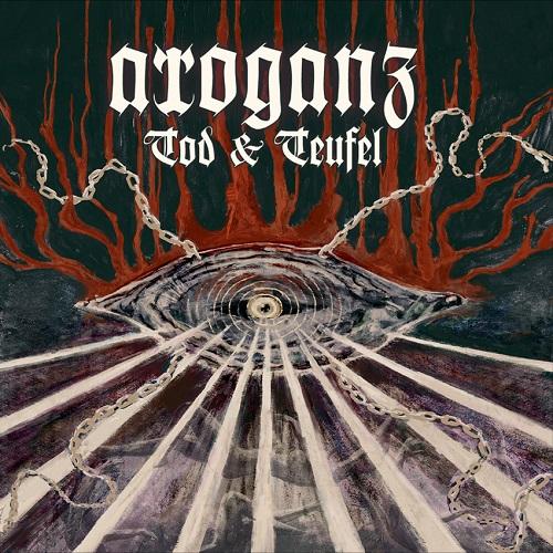 Arroganz - Tod & Teufel - Cover