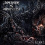 Cover - Undermine The Supremacy – Ashes (EP)