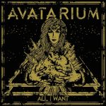 Cover - Avatarium – All I Want (EP)