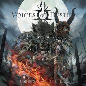 Voices Of Destiny - Crisis Cult - CD-Cover