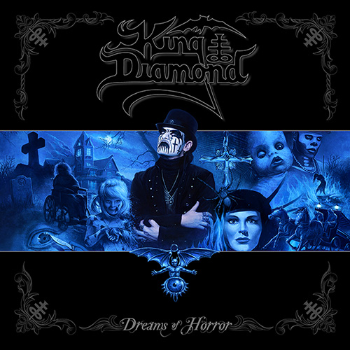 King Diamond - Dreams Of Horror - Cover