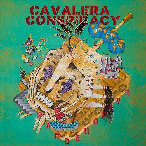 Cavalera Conspiracy - Pandemonium - Cover