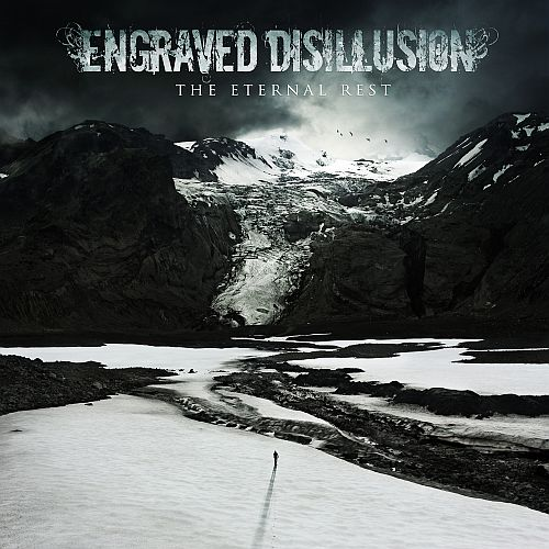 Engraved Disillusion - The Eternal Rest - Cover