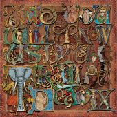 ...And You Will Know Us By The Trail Of Dead - IX - CD-Cover