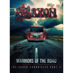 Cover - Saxon – Warriors On The Road – The Saxon Chronicles Part II