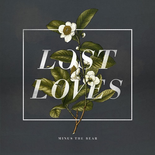 Minus The Bear - Lost Loves - Cover