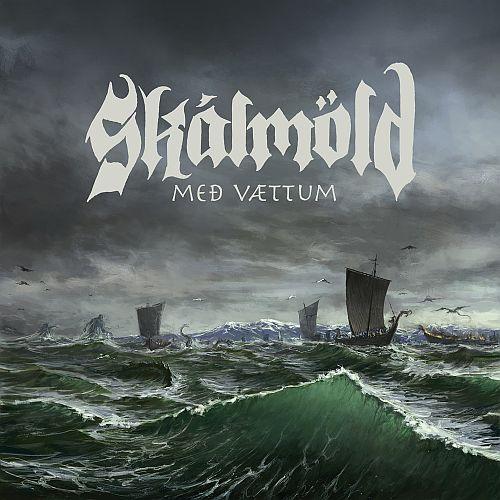 Skálmöld - Með Vættum - Cover