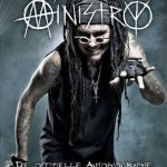 Cover - Al Jourgensen – Akte Ministry
