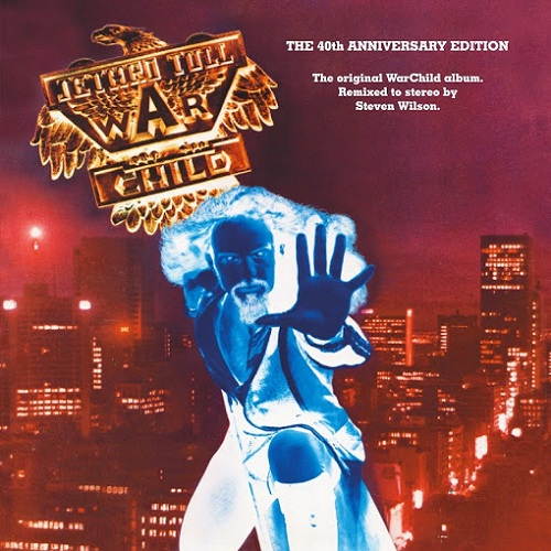 Jethro Tull - WarChild – The 40th Anniversary Theatre Edition - Cover