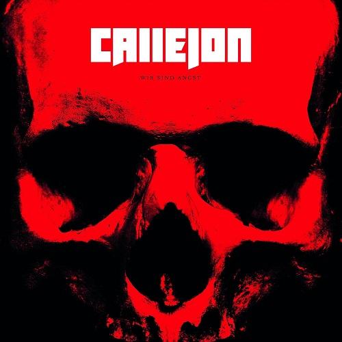 Callejon - Wir sind Angst - Cover