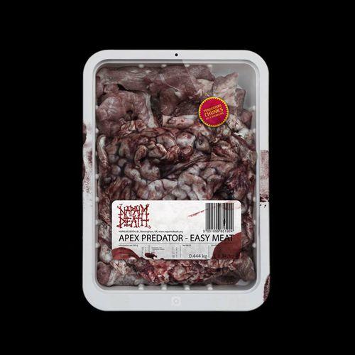 Napalm Death - Apex Predator - Easy Meat - Cover