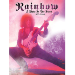 Cover - Rainbow – A Light In The Black