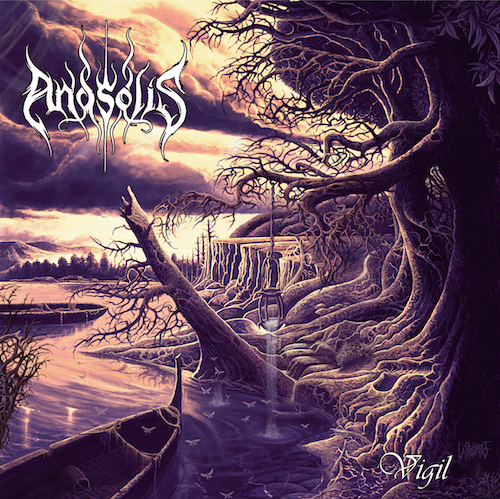 Andsolis - Vigil - Cover