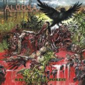 AlgomA - Reclaimed By The Forest - CD-Cover