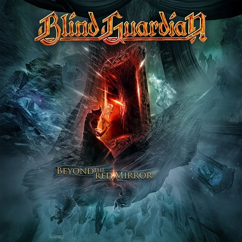 Blind Guardian - Beyond The Red Mirror - Cover