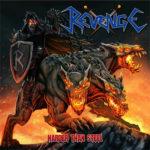 Cover - Revenge – Harder Than Steel