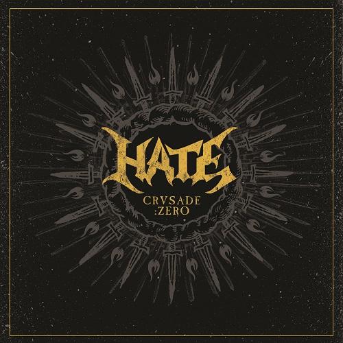 Hate - Crusade:Zero - Cover