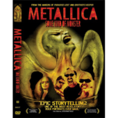 Metallica - Some Kind Of Monster (Re-Release) - CD-Cover