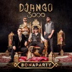 Cover - Django 3000 – Bonaparty