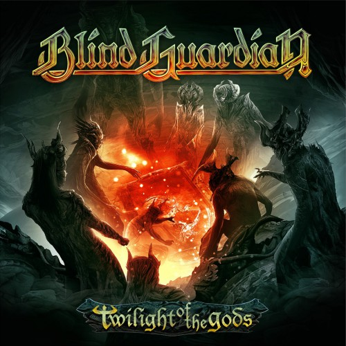 Blind Guardian - Twilight Of The Gods - Cover