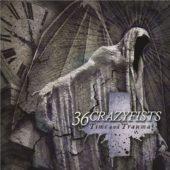 36 Crazyfists - Time And Trauma - CD-Cover