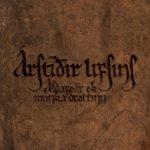 Cover - Árstíðir Lífsins – Aldafǫðr Ok Munka Dróttinn