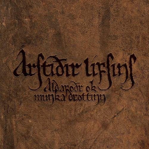 Árstíðir Lífsins - Aldafǫðr Ok Munka Dróttinn - Cover