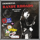 Various Artists - Immortal Randy Rhoads – The Ultimate Tribute - CD-Cover