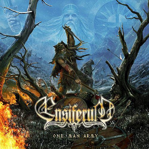 Ensiferum - One Man Army - Cover