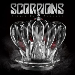Scorpions - Return To Forever - Cover