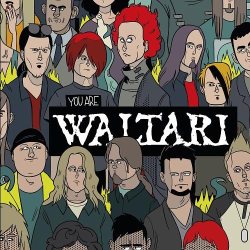 Waltari - You Are Waltari - Cover